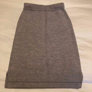 Club Monaco Sweater Skirt